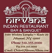 Click here to go to Nirvana Indian Restaurant